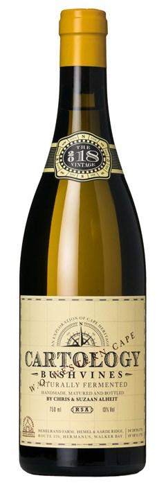 Alheit Vineyards Cartology Bush Vines 2019