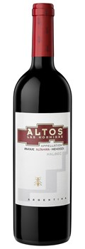 Altos Las Hormigas Appellation Altamira Malbec 2014