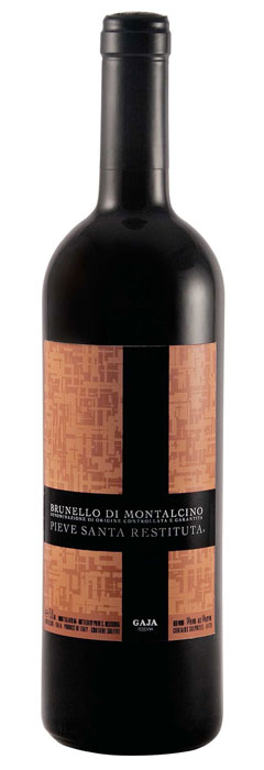 Gaja Pieve Santa Restituta Brunello Di Montalcino 2014