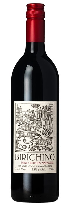 Birichino Saint Georges Zinfandel  Old Vines 2019