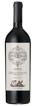 Bodega Aleanna Gran Enemigo Single Vineyard Agrelo 2013