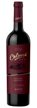 Bodega Colome Estate Malbec 2017