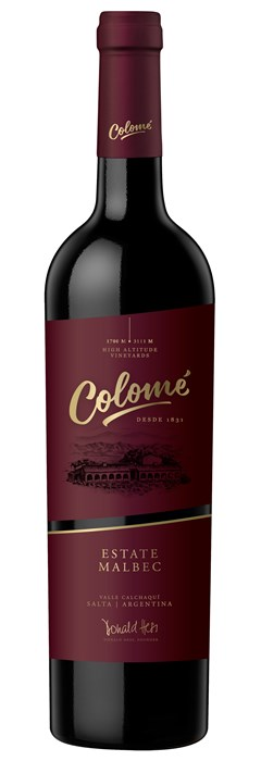 Bodega Colome Estate Malbec 2018