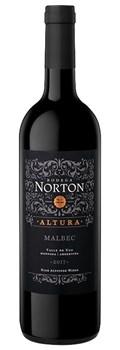 Bodega Norton Altura Malbec 2017