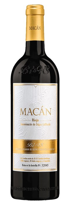 Vega Sicilia Macán 2015