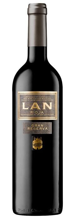 Bodegas Lan Rioja Gran Reserva 2011