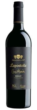 Lapostolle Cuvee Alexandre Merlot Apalta Vineyard 2014