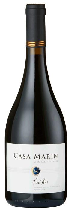 Casa Marin Pinot Noir Litoral Vineyard 2018