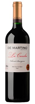 De Martino Single Vineyard La Cancha Cabernet Sauvignon 2016