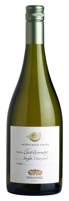 Errazuriz Aconcagua Costa Single Vineyard Chardonnay 2019