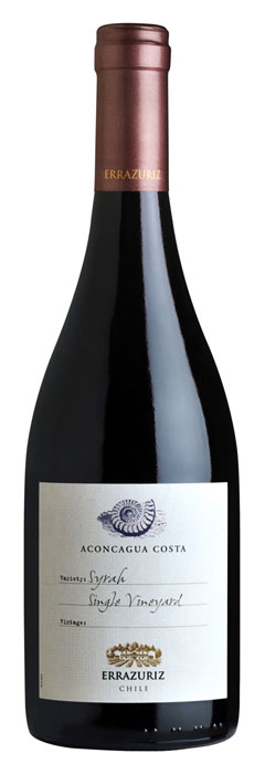 Errazuriz Aconcagua Costa Single Vineyard Syrah 2017