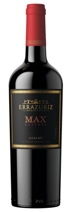 Errazuriz Max Reserva Merlot 2017