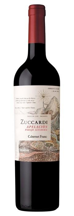 Familia Zuccardi Apelacion Paraje Altamira Cabernet Franc 2018