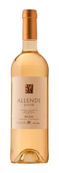 Finca Allende Rioja Blanco Allende 2013