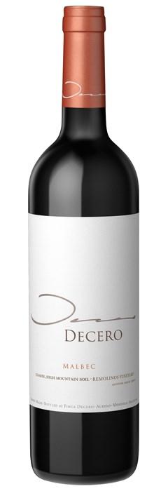 Finca Decero Remolinos Vineyard Malbec 2017
