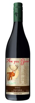 Fowles 'Are You Game' Shiraz 2014