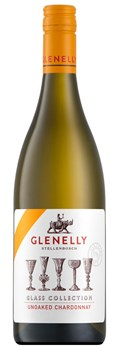 Glenelly Glass Collection Unoaked Chardonnay 2016