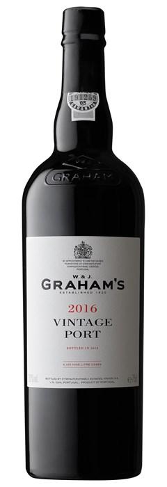 Graham's Vintage 2016