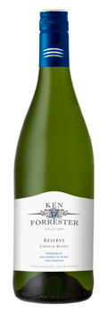 Ken Forrester Chenin Blanc Reserve 2017