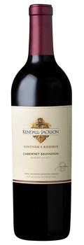 Kendall-Jackson Vintner's Reserve Cabernet Sauvignon 2016