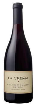 La Crema Willamette Oregon Pinot Noir 2012