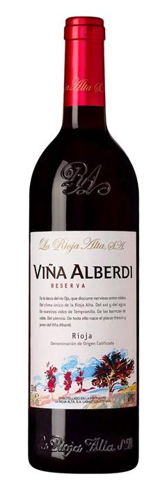 La Rioja Alta Vina Alberdi Reserva 2016