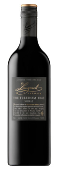 Langmeil The Freedom 1843 Shiraz 2013