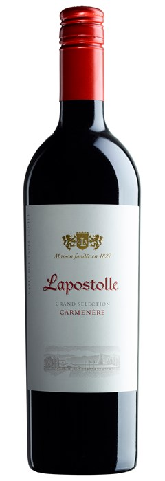 Lapostolle Grand Selection Carmenère 2015