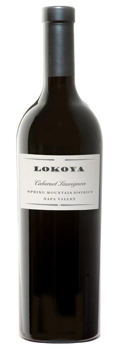 Lokoya Spring Mountain Cabernet Sauvignon 2012