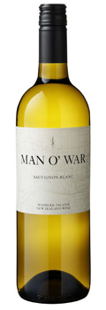 Man O' War Estate Sauvignon Blanc 2019