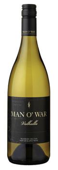 Man O' War Valhalla Chardonnay 2017
