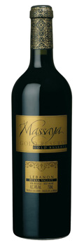 Massaya Gold Reserve Red 2010