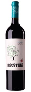 Matias Riccitelli The Apple Doesn't Fall Far From The Tree Bonarda 2017