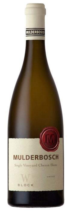Mulderbosch Chenin Blanc Block W 2017