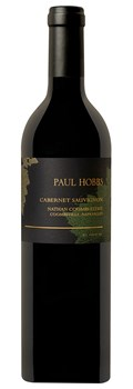 Paul Hobbs Nathan Coombs Estate Cabernet Sauvignon 2014