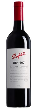 Penfolds Bin 407 Cabernet Sauvignon 2014
