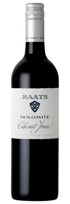 Raats Dolomite Cabernet Franc 2017