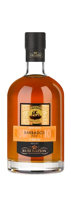 Rum Nation Barbados 10 Years Old