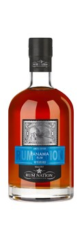 Rum Nation Panama 10 Years Old