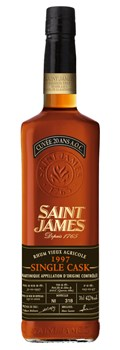 Saint-James Single Cask Millésime 1997