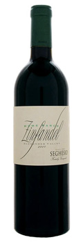 Seghesio Home Ranch Alexander Valley Zinfandel 2012