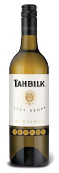 Tahbilk 1927 Vines Marsanne 2011