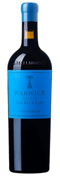 Warwick Estate Blue Lady Cabernet Sauvignon 2015