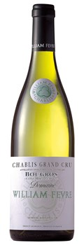 William Fevre Bougros Cote Bouguerots Chablis Grand Cru 2013