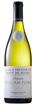 William Fevre Mont de Milieu Chablis Premier Cru 2015