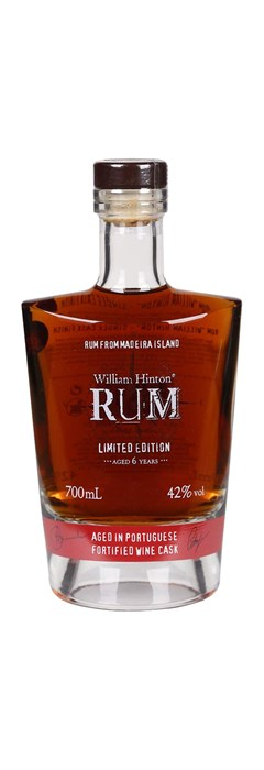 William Hinton 6 Ans Portuguese Fortified Wine Single Cask