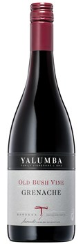 Yalumba Old Bush Vine Grenache 2016