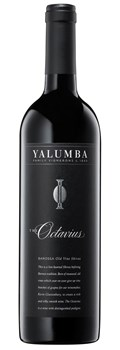 Yalumba The Octavius Old Vine Barossa Shiraz 2013