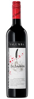 Yalumba The Scribbler Cabernet Sauvignon Shiraz 2014