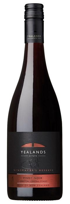 Yealands Winemaker Reserve Pinot Noir Gibbston Valley 2016